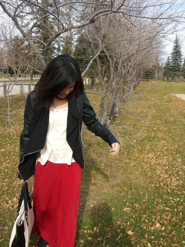 Journey to Modesty fall outfit