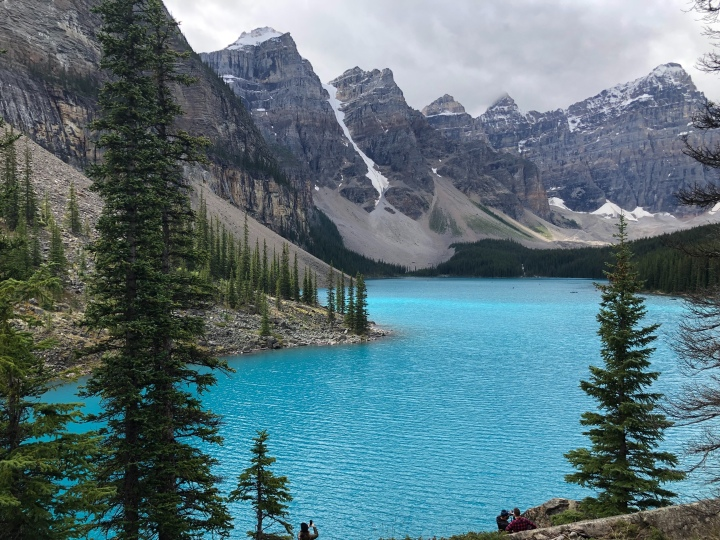 Banff Canada Moraine Lake